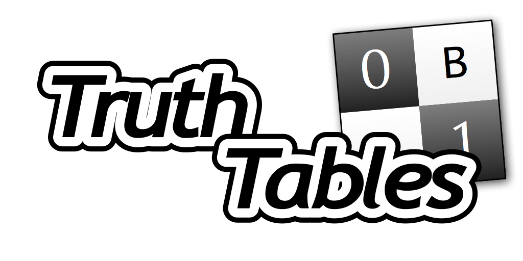 Strugging With Truth Tables? I Made This App Just For You   Quickly Generate  Truth Tables From Any Boolean Logic Statement   It Also Includes An  Interactive ...